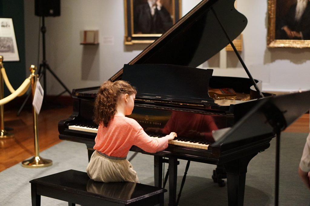 best online piano lesson