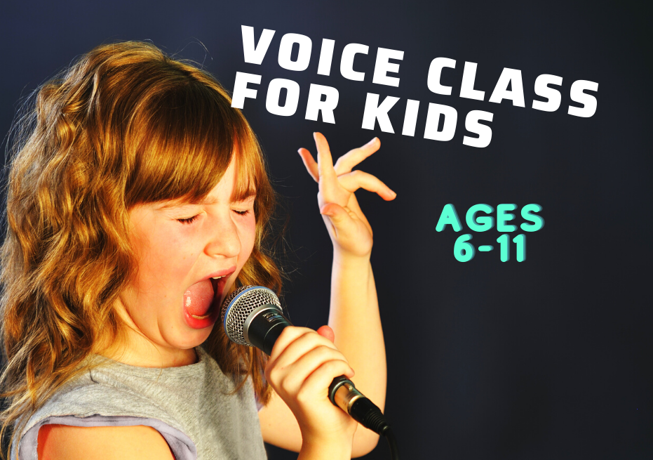 Intro to Voice for Kids